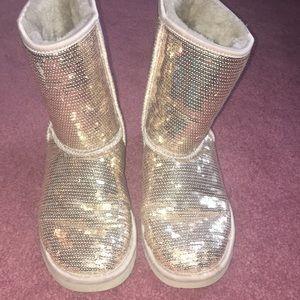 Sequin sparkle edition UGG Australia boots